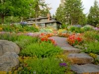 A gorgeous garden!