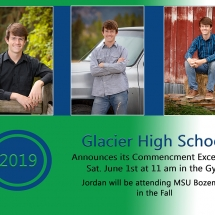 Graduation Announcements - Style 12