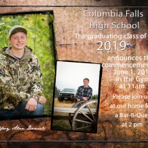 Graduation Announcements - Style 14
