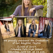 Graduation Announcements - Style 15