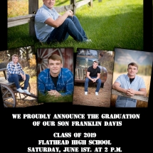 Graduation Announcements - Style 16