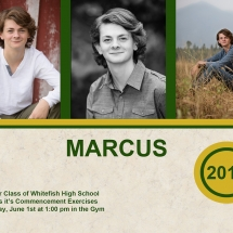 Graduation Announcements - Style 4